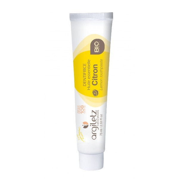 Dentifrice citron - 75 ml