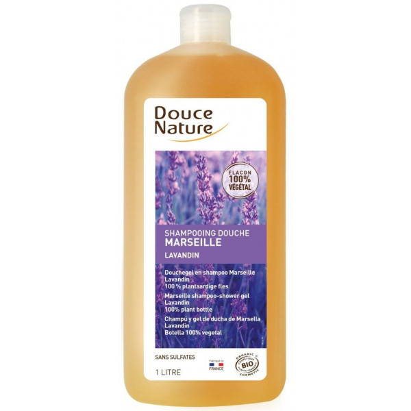 Shampoing douche Marseille - 1 L