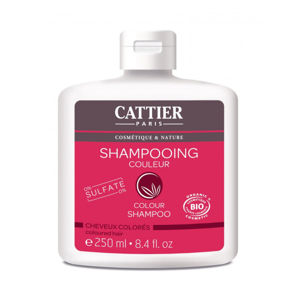 Shampoing couleur sans sulfate - 250ml