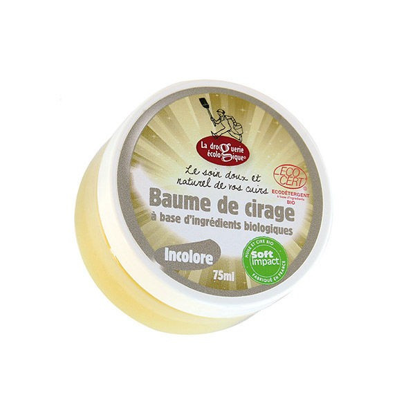 Baume de cirage incolore - 75 ml