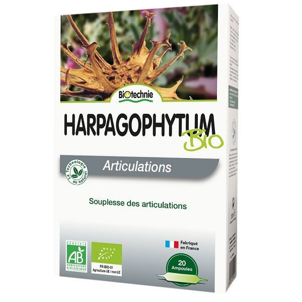 Harpagophytum Bio 20 ampoules