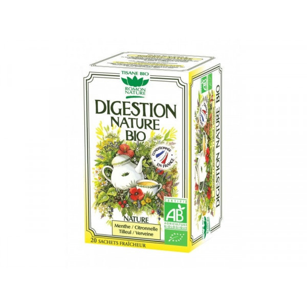 Tisane Digestion Nature Bio - 32 g