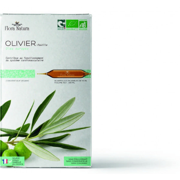 Olivier - 20 ampoules