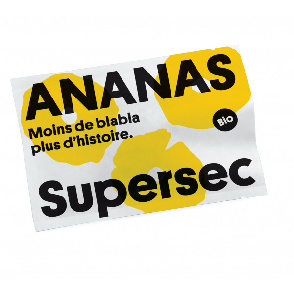 Ananas snacking - 22g