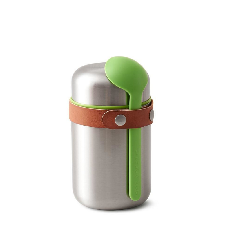 Flacon alimentaire thermique food flask lime