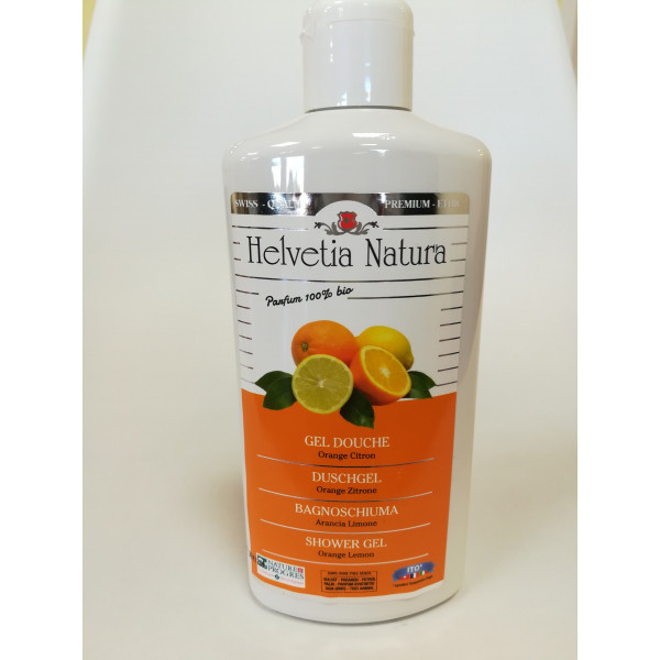 Gel douche orange citron - 250 ml