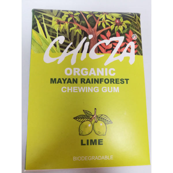 Chicza chewing-gum citron - 30 g