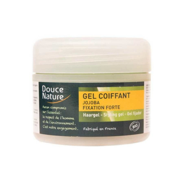 Gel coiffant fixation forte - 100 ml