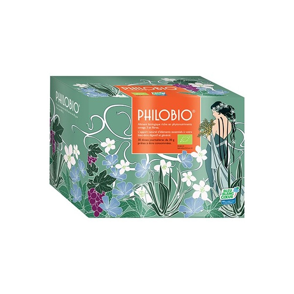 Philobio - étui de 30 portion de 30 g