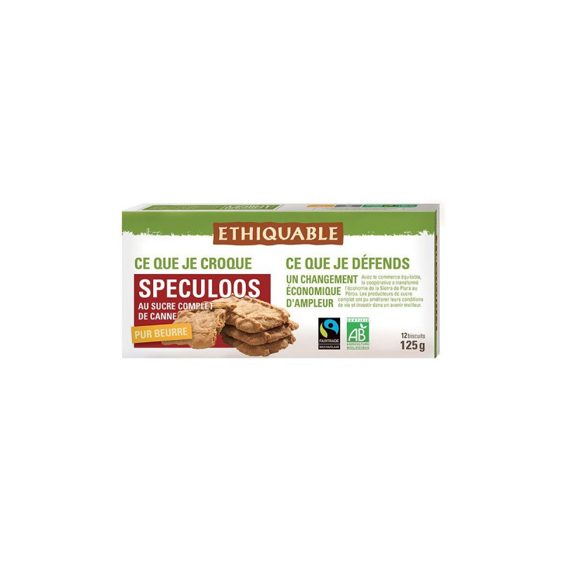 Spéculoos pur beurre - 125g