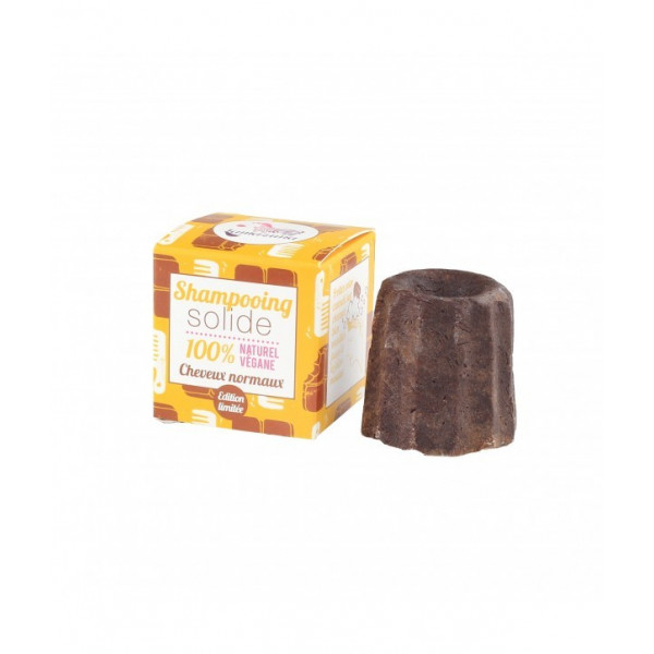 Shampoing solide cheveux normaux chocolat - 55g