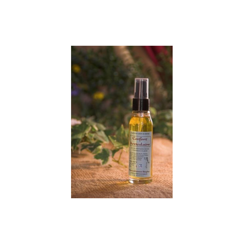 Huile confort articulaire - 50ml