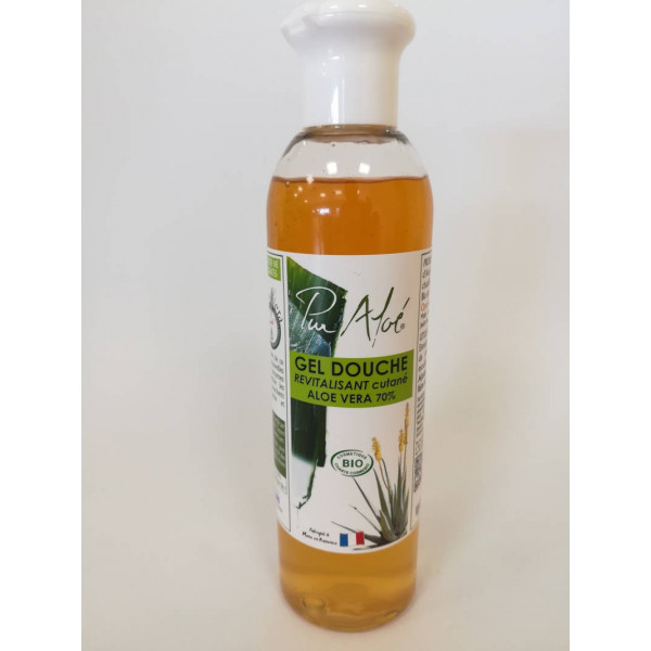 Gel douche 70% aloe vera - 250ml