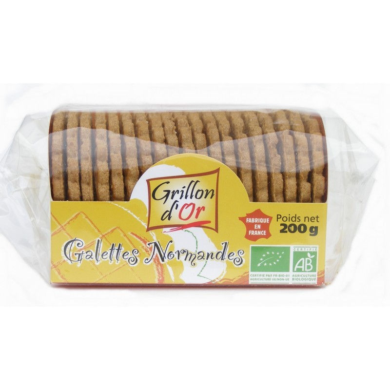 Galettes normandes - 200g