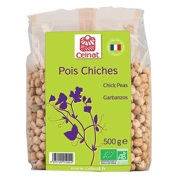 Pois chiches - 500g