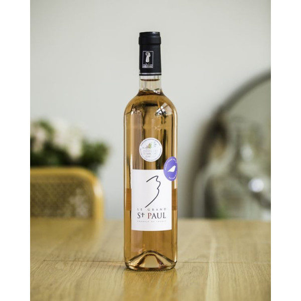 Rosé IGP Provence - Le Grand Saint Paul - 2018