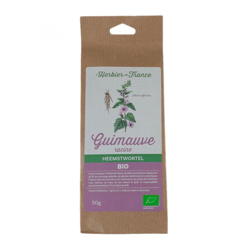 Infusion guimauve - 50 g