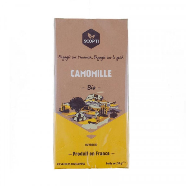 Infusion camomille - 38g