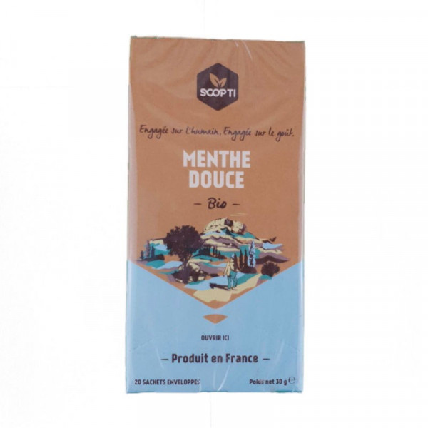Infusion menthe douce - 38 g