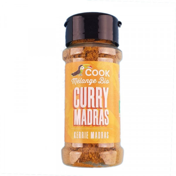 Curry madras - 35 g