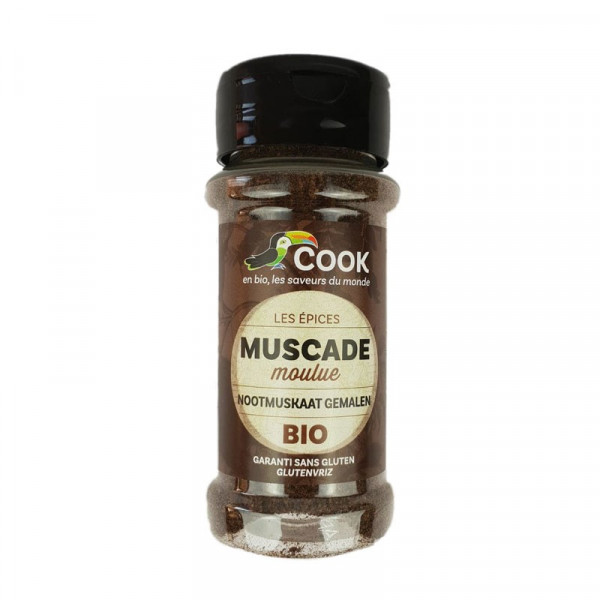 Noix de muscade moulue - 35g