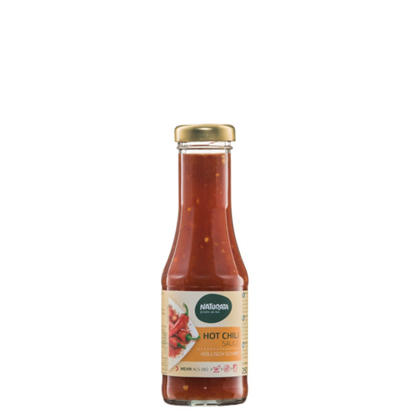 Sauce pimenté chili hot - 250 ml