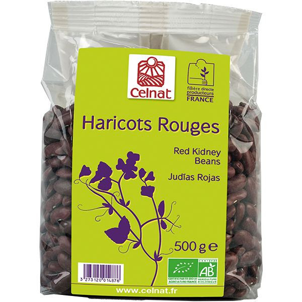 Haricots rouges de France - 500g