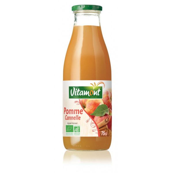 Jus pomme cannelle - 75cl