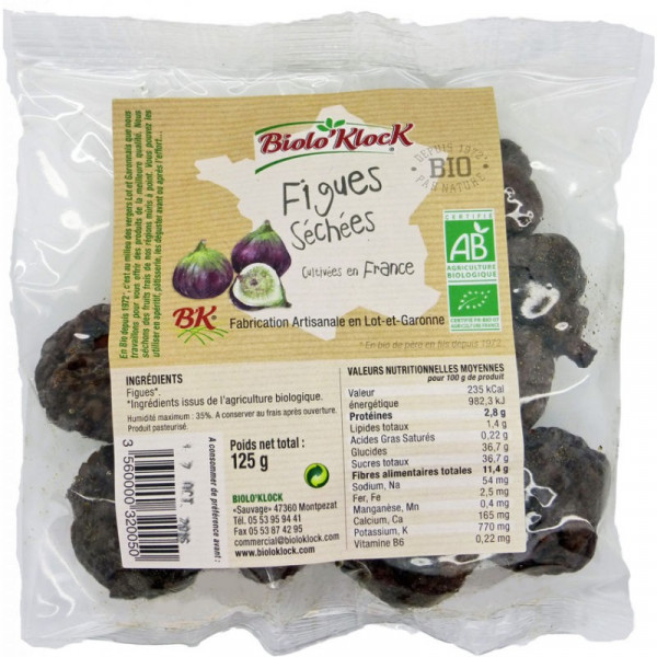 Figues France -125 g