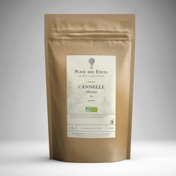 Cannelle moulue - 50g