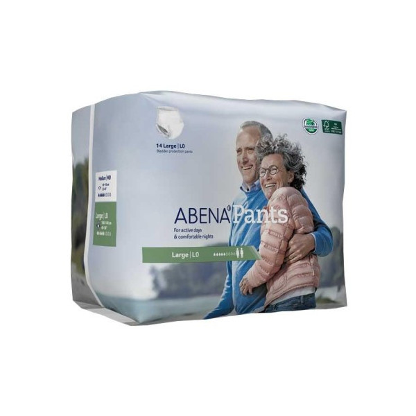 Culottes absorbantes 900 ml L - x14