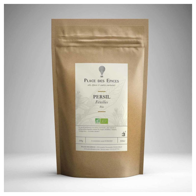 Persil feuille - 50g