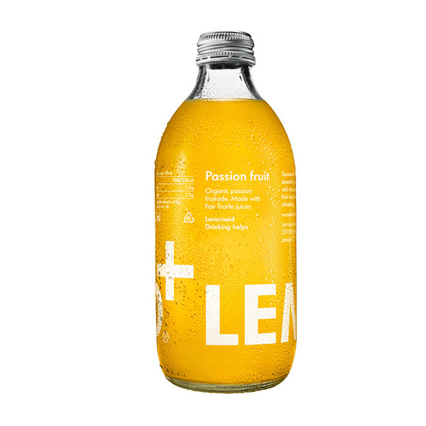 Limonade fruit de la passion - 330ml