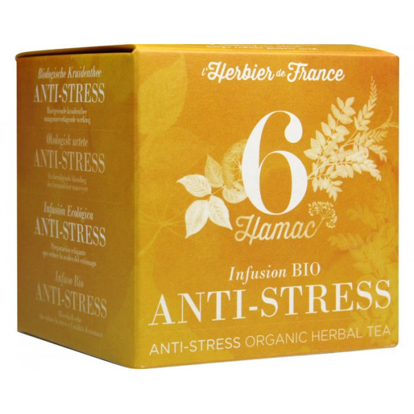 Infusion anti-stress - 15x1,5 g