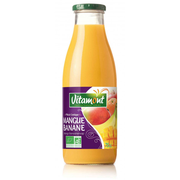Jus mangue banane - 75cl