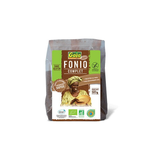 Fonio complet - 500 g