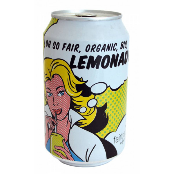 Limonade Oxfam - 33 cl