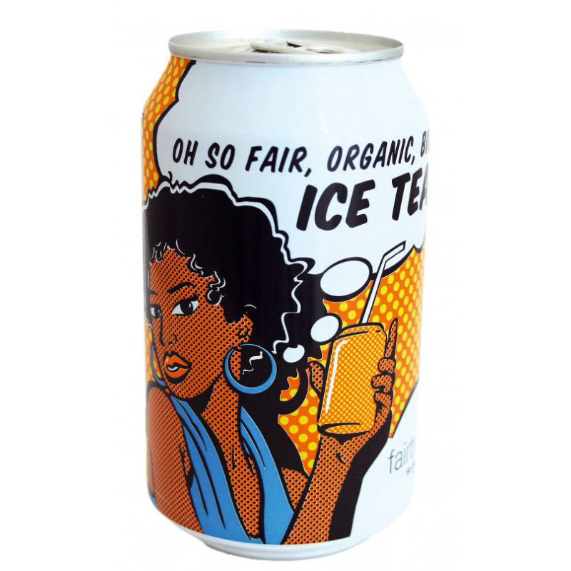 Ice tea gazeux - 33cl