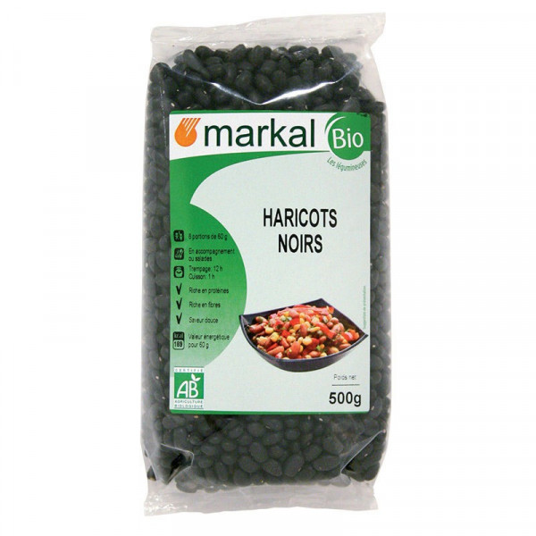 Haricots noirs - 500 g