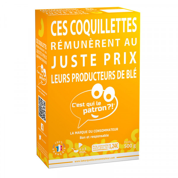 Coquillettes - 500g*