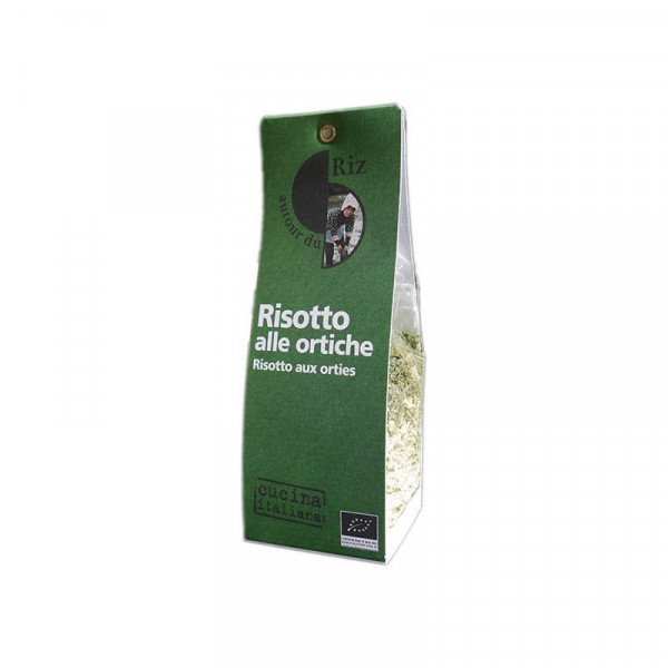 Risotto aux orties - 250g
