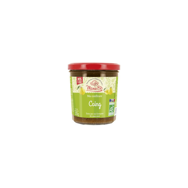 Confiture coing - 320g