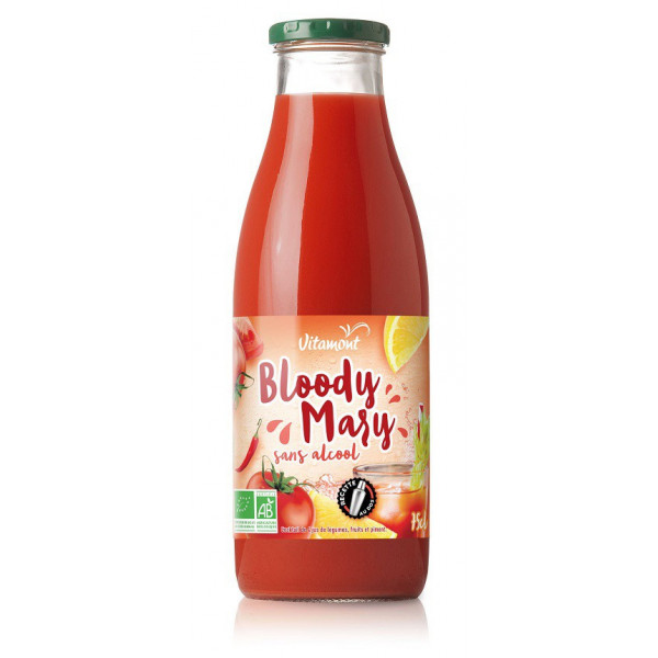 Bloody mary sans alcool - 75cl