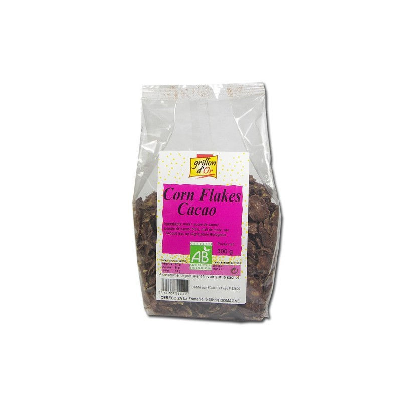 Corn flakes cacao - 300 g