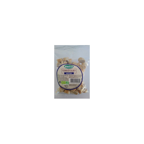 Croûtons complets natures - 75g
