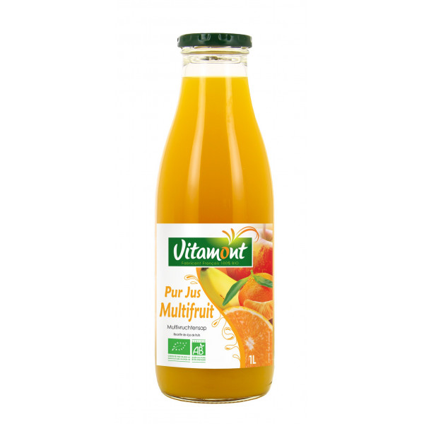 Pur jus multifruits - 1L