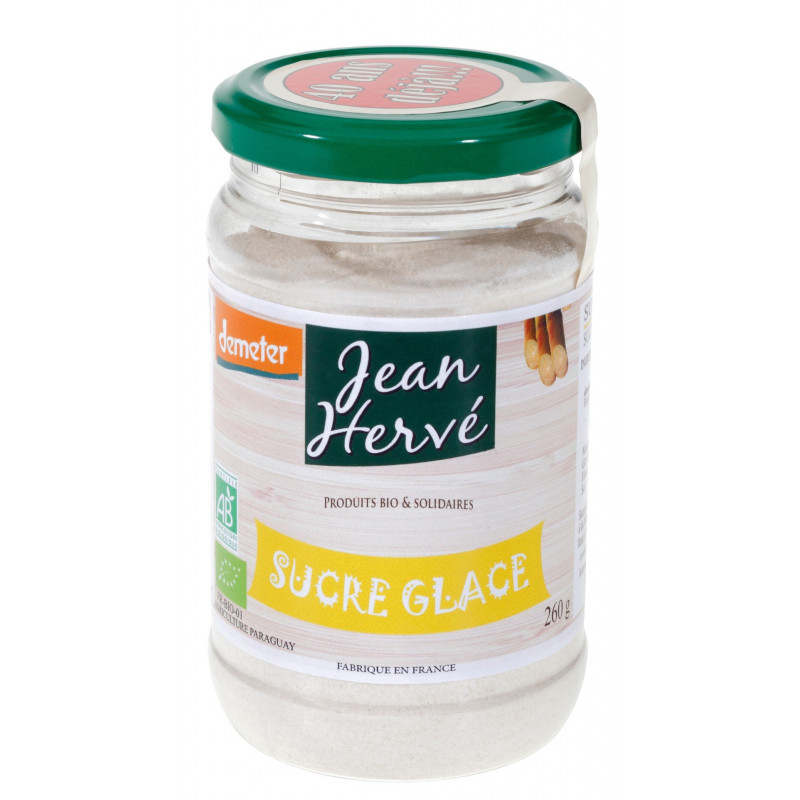 Sucre glace - 260 g