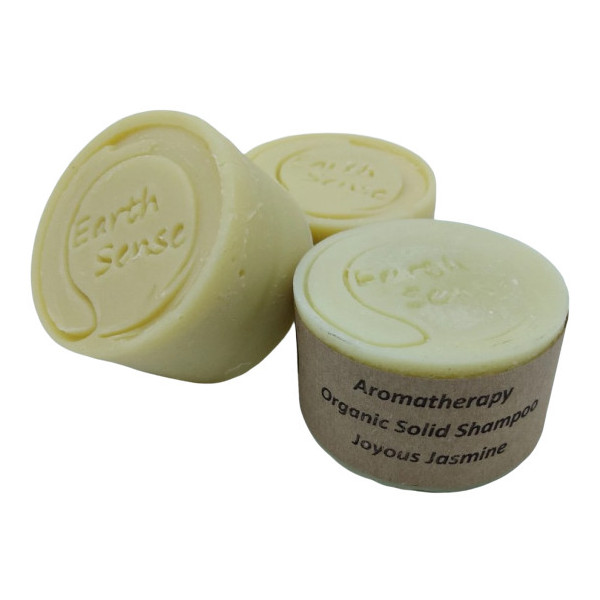 Shampoing solide cheveux secs et normaux - Jasmin - 60g