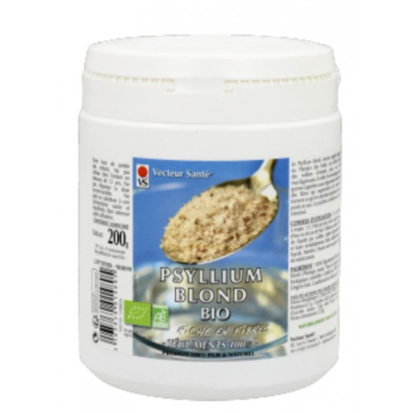 Psyllium blond téguments - 200g