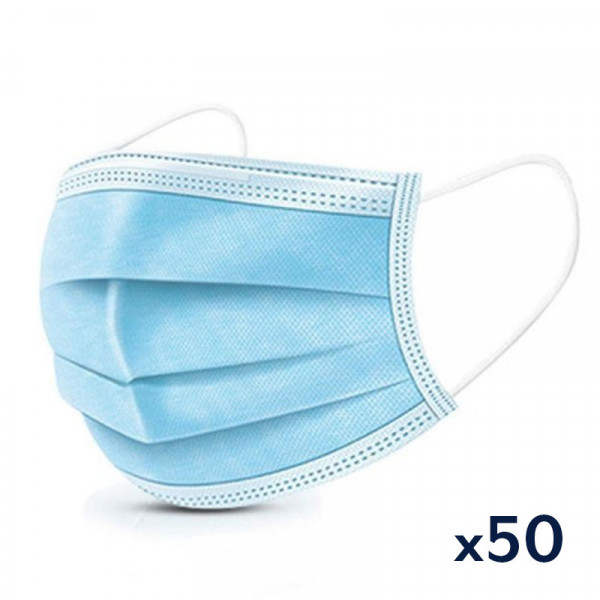 Masque chirurgical x50
